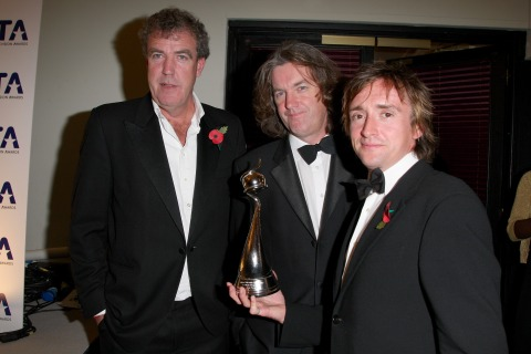 National Television Awards 2007 - Press Room