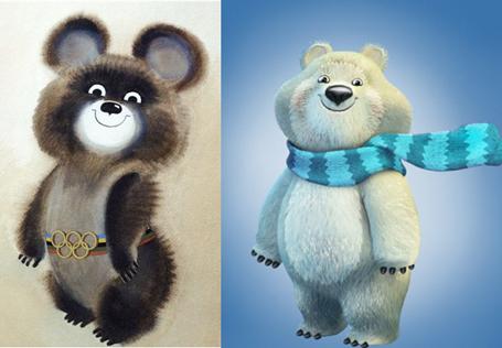 bears olympics