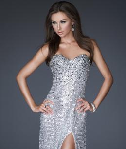 The $14,000 prom dress