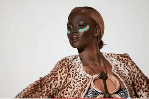 Beyonce Blackface