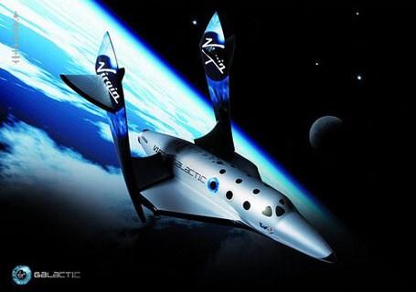Orbital Space Flight on Virgin Galactic