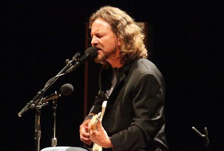 Eddie Vedder Live In Brisbane