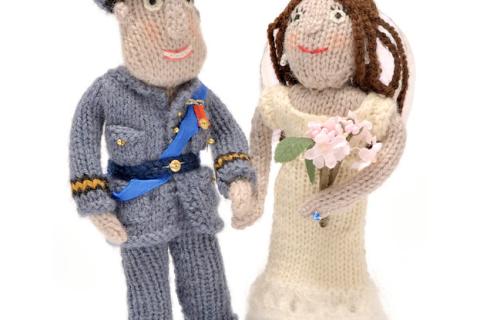 knit kate middleton prince william royal wedding