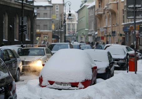 Poland driving