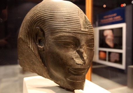 The Head of Amenhotep III, from the New