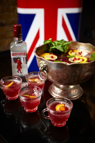 Cocktails Fit for a Queen