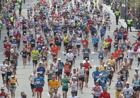 114th Boston Marathon