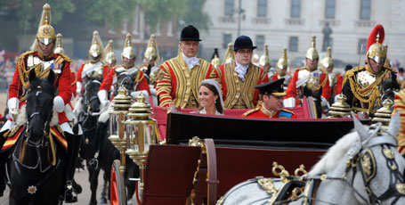 How Royalty Rolls