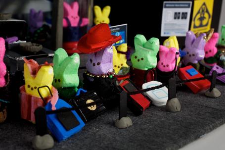Peep Parade