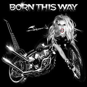 Lady Gaga's New Album Cover