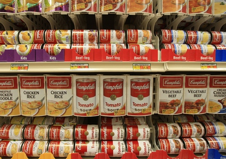 Campbell's Soup Posts Strong Quarterly Earnings