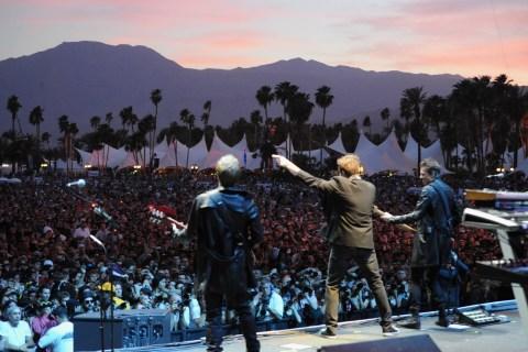 2011 Coachella Valley Music & Arts Festival - Day 3