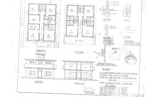 Abbottabad blueprints