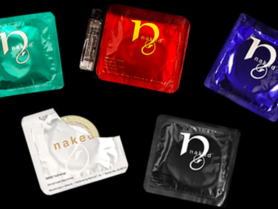Naked Condoms