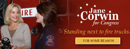 Corwin fire trucks