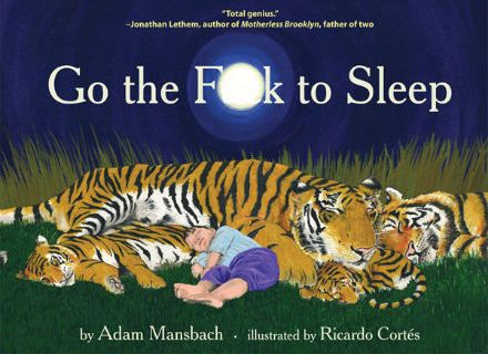 Children's book for adults has gone viral