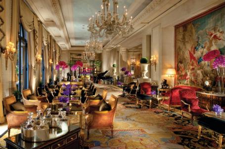 La Galerie four seasons george V hotel paris