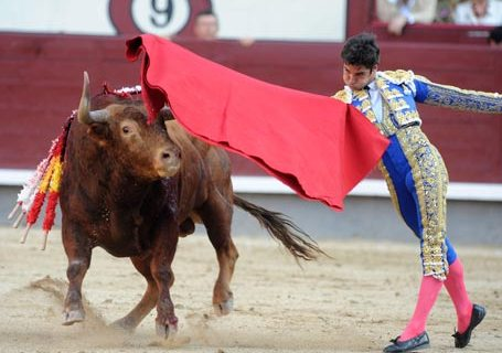 Celebrities Attend Bullfights Season