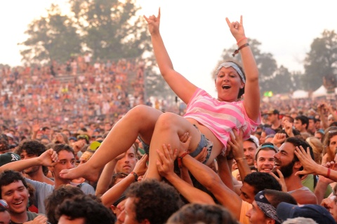 The Best Bands of Bonnaroo
