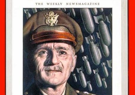 TIME's June 12, 1944 Cover