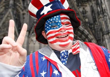 Funny American