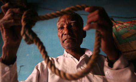 India's Last Hangman Mammu Singh