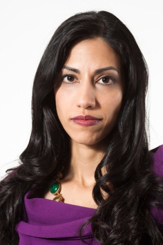 Meet Huma Abedin