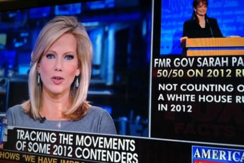 Sarah Palin, Tina Fey, Fox News