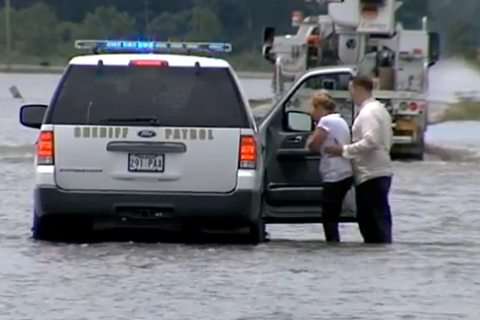 Reporter River Rescue