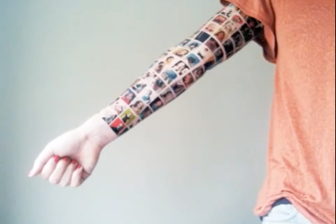 Facebook Tattoo