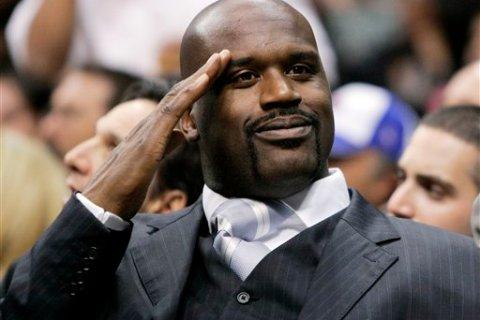 Shaq Retires Basketball