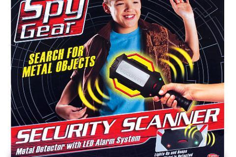 TSA Spy Scanner