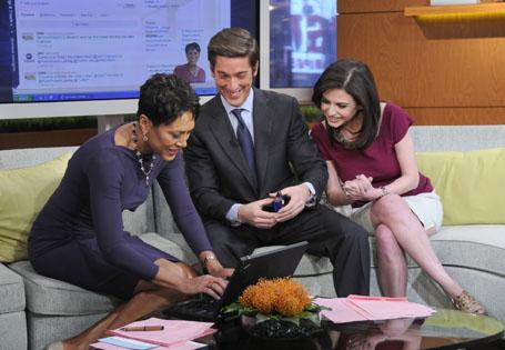 "ABC's ""Good Morning America"" - 2011"
