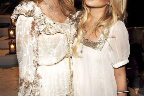 Lindsay Lohan's 21st Birthday