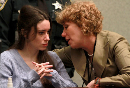 Casey Anthony Sentenced For Lying To Law Enforcement Conviction
