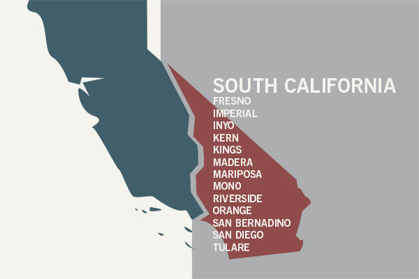Politician Campaigns To Make South California Into Our 51st