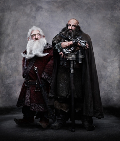 An Exclusive Look at 'The Hobbit' Dwarves