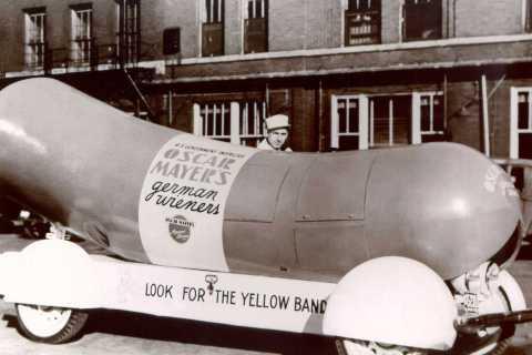 Wienermobile 1936