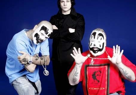 Jack White, Insane Clown Posse
