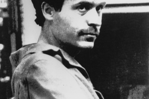 American serial killer Ted Bundy, 1978.