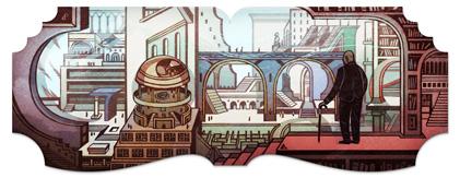 google-doodle-jorges-luis-borges