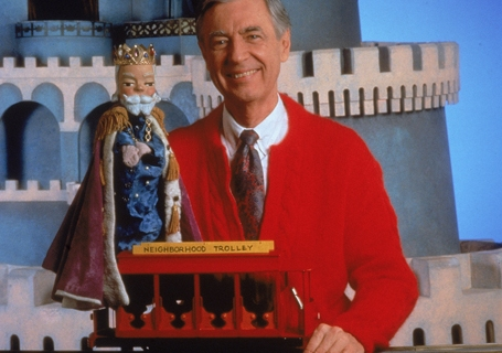 Mister Rogers Neighborhood Gets An Animated Spinoff Time Com
