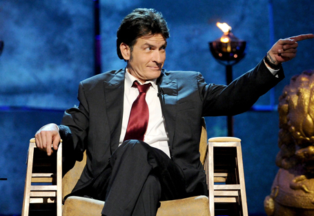 Comedy Central's Roast Of Charlie Sheen - Show