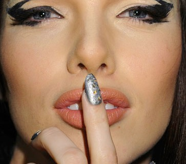 New York Fashion Week's Craziest Nail Art