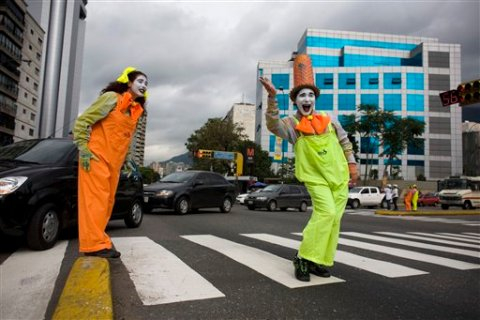 Traffic Mimes