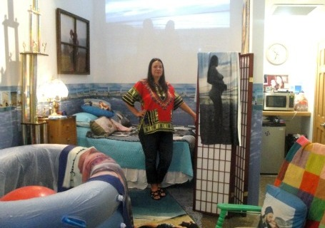 Marni Kotak art gallery birth