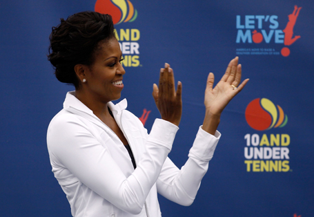 2011 US Open - Day 12