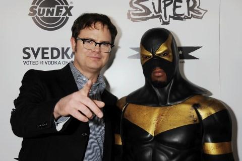 """""""Super"""" Los Angeles Premiere - Arrivals"""
