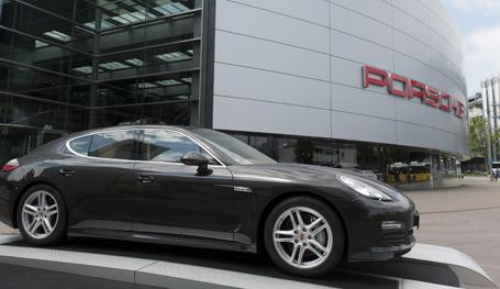 Interview With Porsche Sales Chief Bernhard Maier