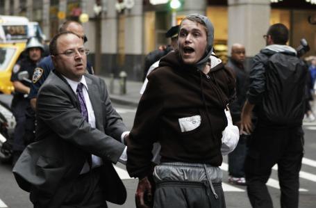 Occupy Wall Street arrest